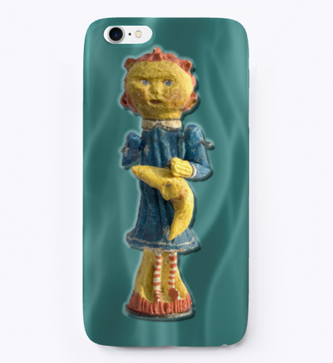 Doom House Figurine   The I Phone Case Standard T-Shirt Front