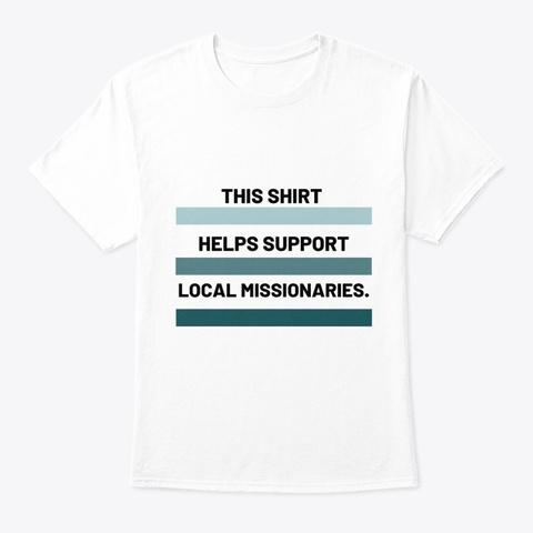 St. Pete Underground T Shirt White T-Shirt Front