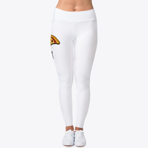 Just Eat It   Pizza Vs Gym Standard T-Shirt Front