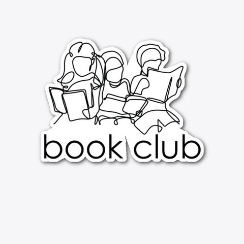 Book Club Friends (Light) Standard T-Shirt Front