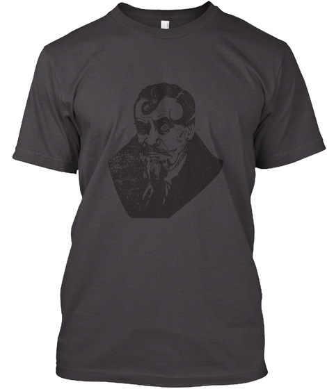 Sir Graves Ghastly  Heathered Charcoal  Kaos Front
