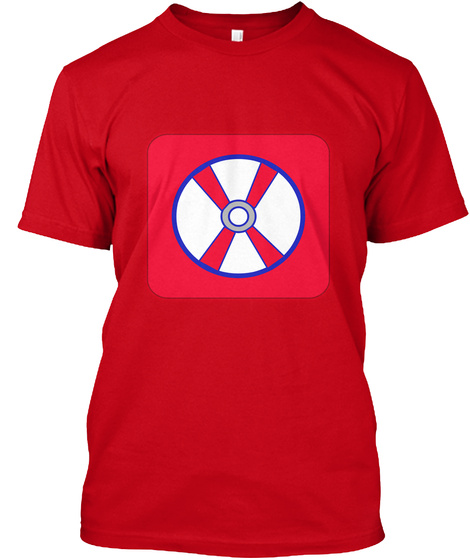 Twinlightenment   Inspiration Red T-Shirt Front