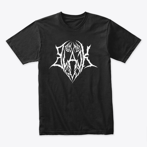 Sbg Slam By Slaughtered Black T-Shirt Front