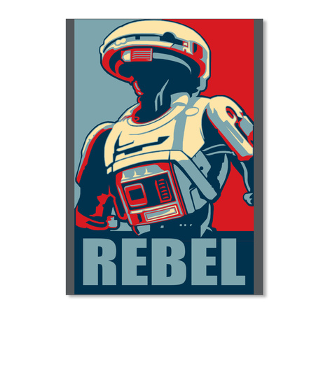 Art To Fund The Rebellion Dk Grey T-Shirt Front