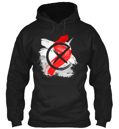 Cx Black T-Shirt Front