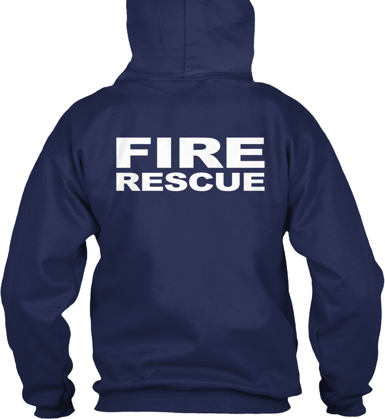 Fire-Rescue-S-F-D-Gildan-Hoodie-Sweatshirt thumbnail 8