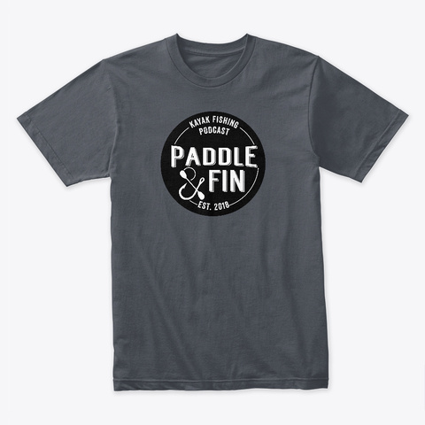 Paddle N Fin Swag Heavy Metal T-Shirt Front