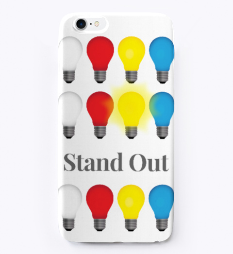 Stand Out Standard T-Shirt Front