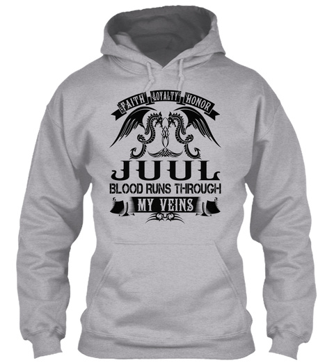 JUUL - My Veins Name Shirts