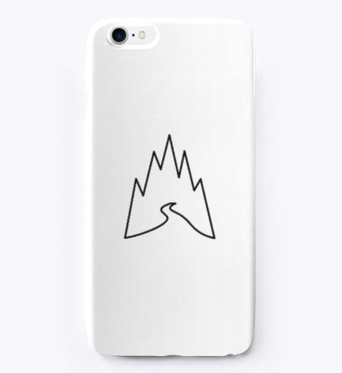 Blazing Trails   Iphone Case  Standard T-Shirt Front