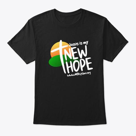 Nhbc Gear Black T-Shirt Front