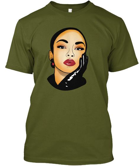 Sweetest Taboo Olive T-Shirt Front