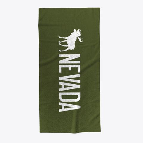 Nevada Moose Standard T-Shirt Front