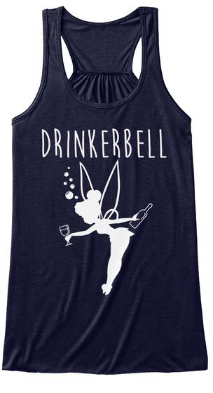 Drinker Bell Women's Tank Top Front