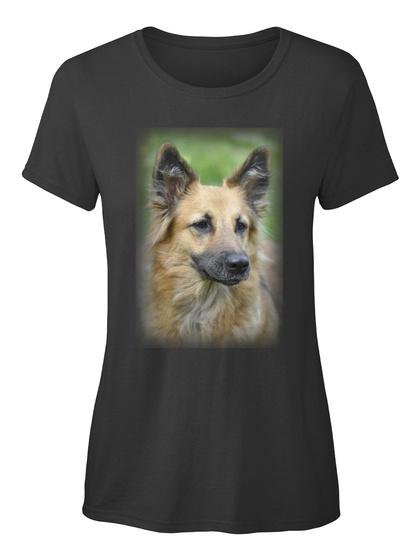 Harzer Fuchs Ellesson Black Damen T-Shirt Front