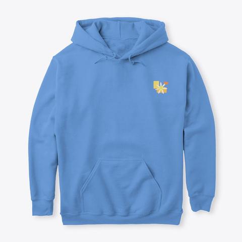 Image Not Opening Carolina Blue T-Shirt Front