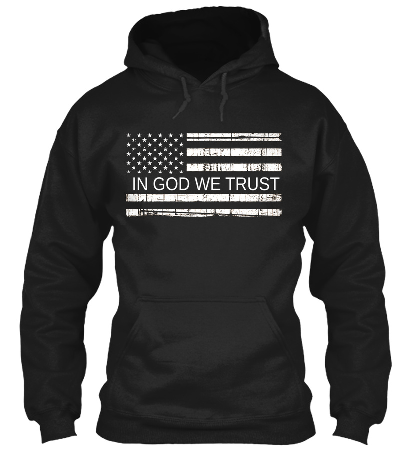 - In God We Trust - Unisex Tshirt
