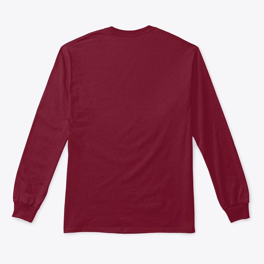 b6c08fbe716 Happiness Comes In Waves Surf Apparel Gildan Long Sleeve Tee T-Shirt ...