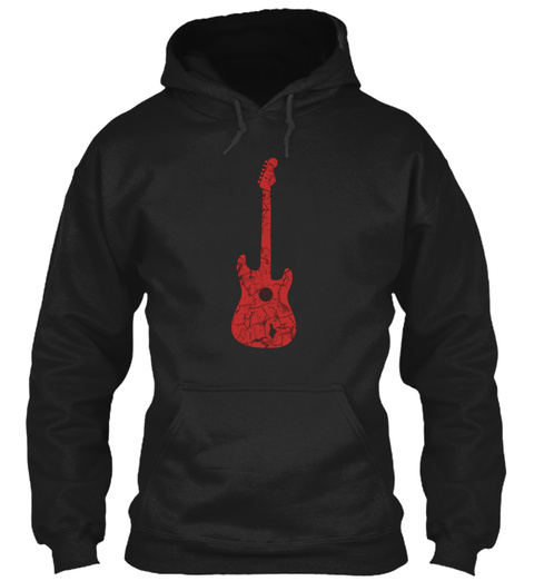 Rock N Roll 81 Black T-Shirt Front
