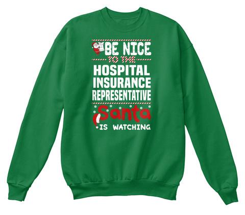 Hospital Insurance Representative LongSleeve Tee