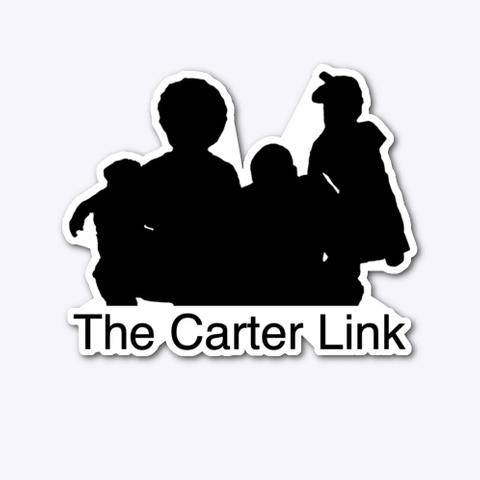 The Carter Link Standard T-Shirt Front