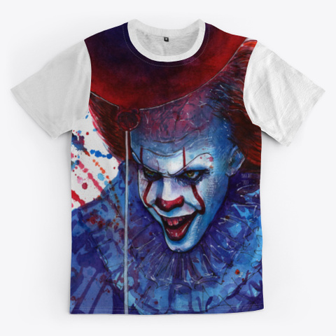 It 🎈 Pennywise Standard T-Shirt Front