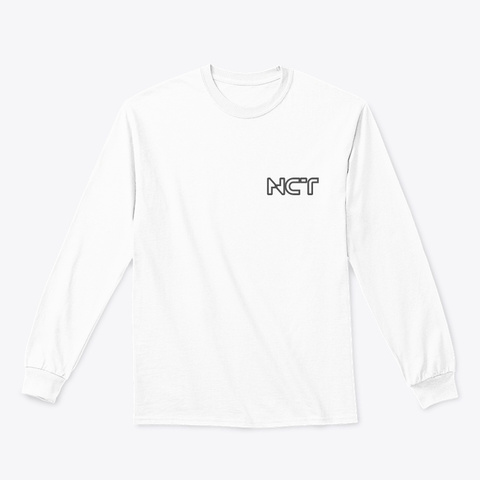 Northern Comfort Tarot White T-Shirt Front