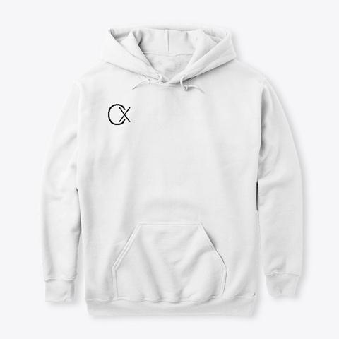 Cx   Classix  White T-Shirt Front