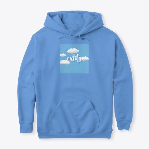Oxtify Merch  Carolina Blue T-Shirt Front