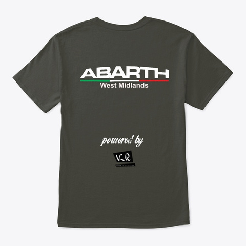 Abarth WM 2020 Dark Range Unisex Tshirt