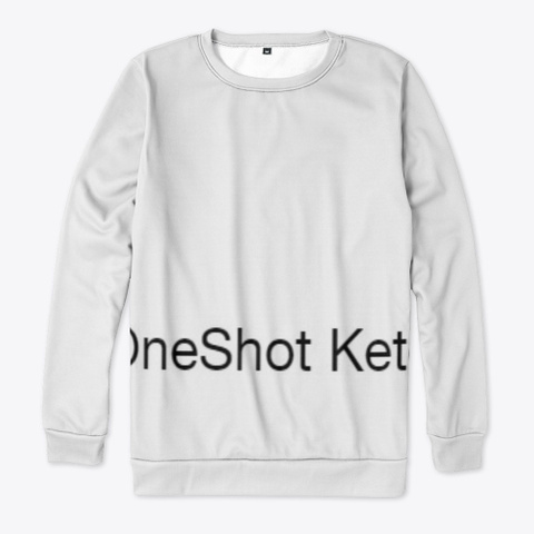 Is One Shot Keto A Scam Or Legit? Standard T-Shirt Front