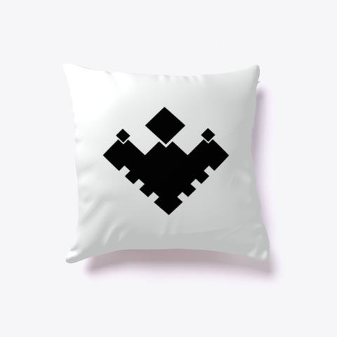 Indoor Pillow The Gamer Serv Standard T-Shirt Front