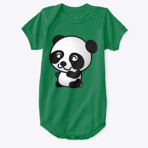 Baby Panda Kelly T-Shirt Front