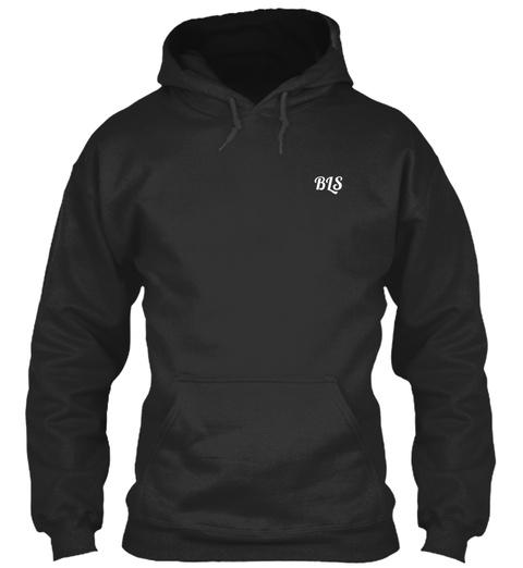 Bls Jet Black Sweatshirt Front