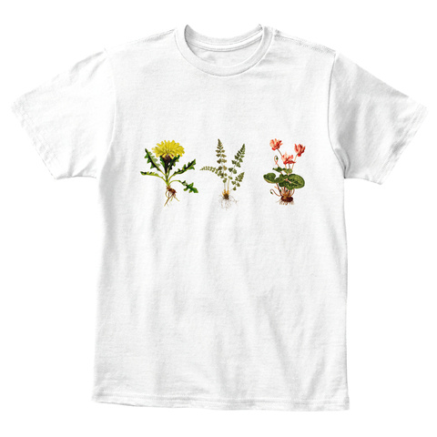 Botany Children Shirt White T-Shirt Front