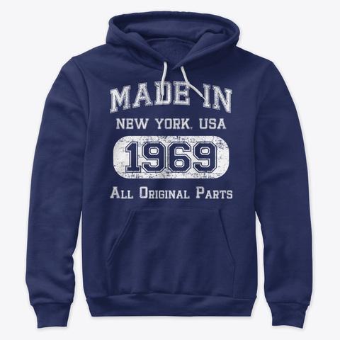 1969 NEW YORK HOODIE Unisex Tshirt