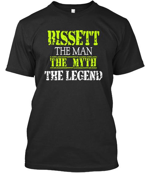 BISSETT man shirt Unisex Tshirt