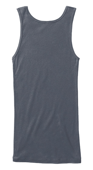 Every Body Is A Yoga Body Deep Heather Women's Tank Top Back