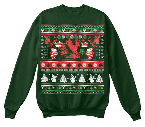 e09eb668e8a529 Deer Hunter Ugly Christmas Sweater Products from Hunting And Fishing ...