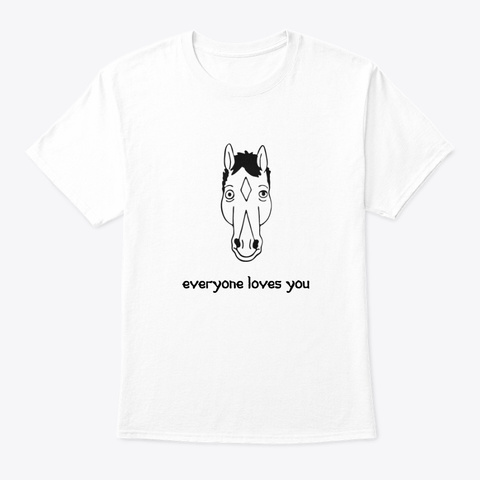 53c087d4 Bojack Horseman Tv Series Products from BO STORE | Teespring