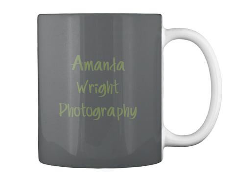Amanda Wright Photography Dk Grey Camiseta Back