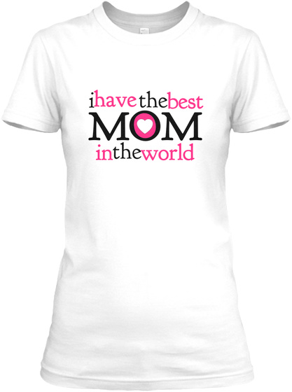 Best Mom Clothing | Cool Mom T Shirts
