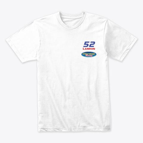 Off Season Shirt 2019 White T-Shirt Front