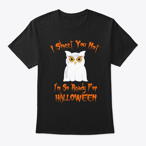 Cycle Bike Driving Witches Halloween Cut Black T-Shirt Front