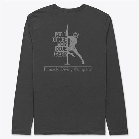 Pdc Long Sleeve Will Dance Shirt Black T-Shirt Back