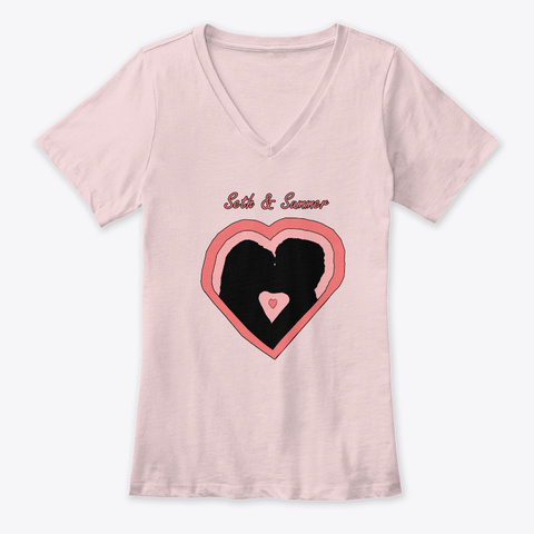 Seth And Summer In Love! Pink T-Shirt Front