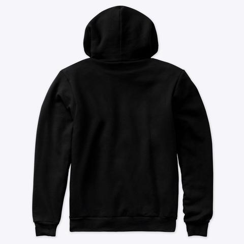 Pakal B'ahlam Hoodie Black T-Shirt Back