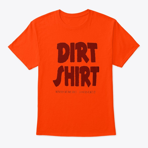 original red dirt t shirt kauai