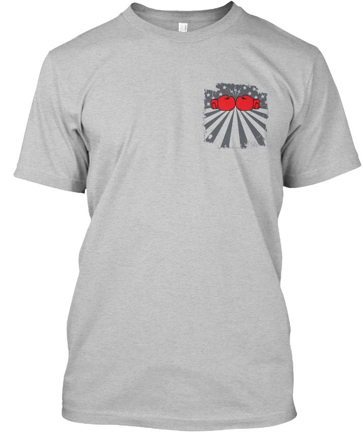 Boxing-Flag-Premium-Tee-T-Shirt thumbnail 12