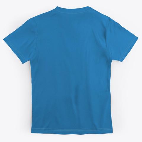 Stethoscope  Heroes Shirt Denim Blue T-Shirt Back